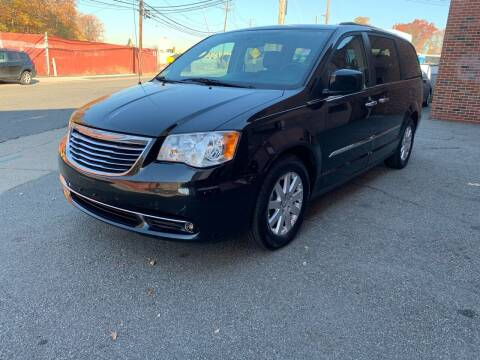 2015 Chrysler Town and Country for sale at JMAC IMPORT AND EXPORT STORAGE WAREHOUSE in Bloomfield NJ