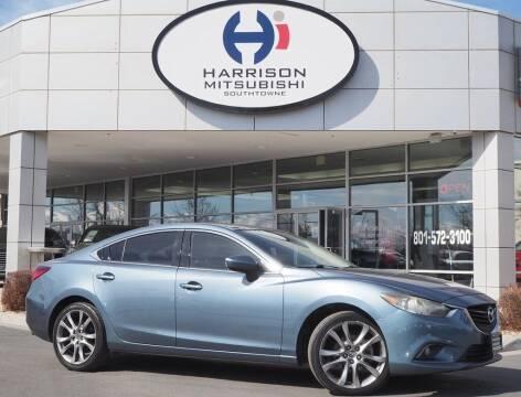 2014 Mazda MAZDA6 for sale at Harrison Imports in Sandy UT