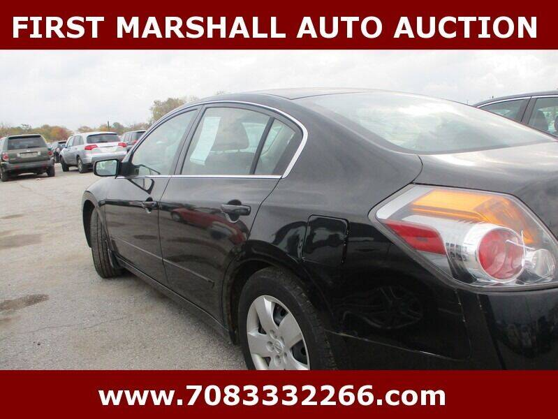 2008 Nissan Altima 2.5 4dr Sedan - Harvey IL