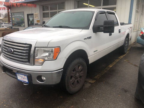 2012 Ford F-150 for sale at TTT Auto Sales in Spokane WA