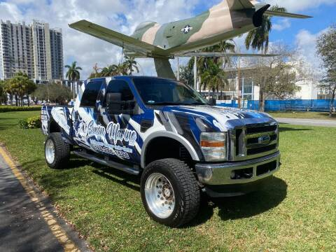 2009 Ford F-250 Super Duty for sale at BIG BOY DIESELS in Ft Lauderdale FL