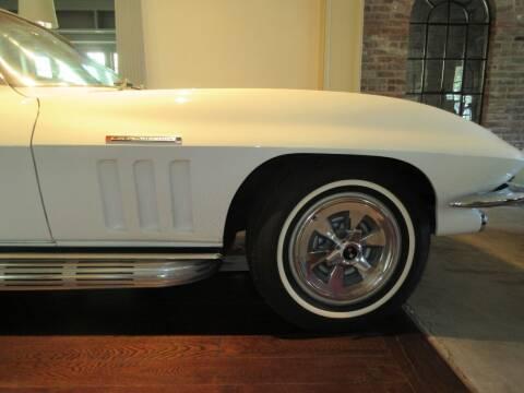 1965 Chevrolet Corvette for sale at Island Classics & Customs in Staten Island NY