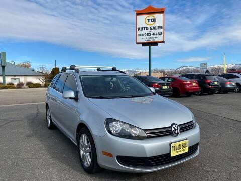 2011 Volkswagen Jetta for sale at TDI AUTO SALES in Boise ID