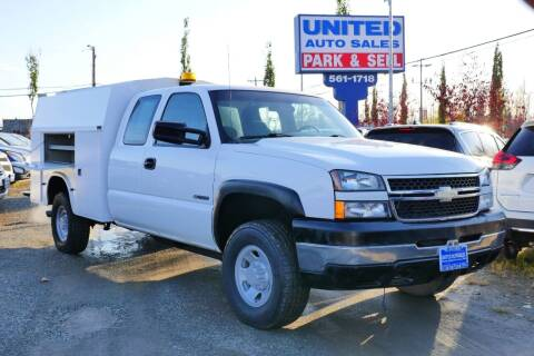2007 Chevrolet Silverado 3500 Classic for sale at United Auto Sales in Anchorage AK