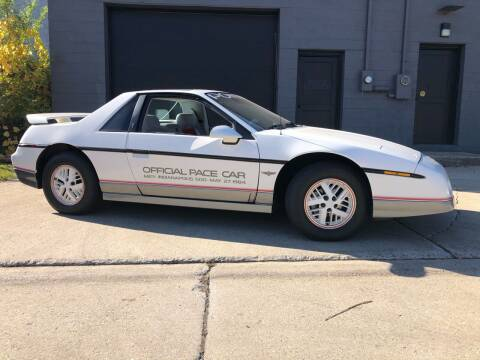 1984 Pontiac Fiero for sale at Adrenaline Motorsports Inc. in Saginaw MI