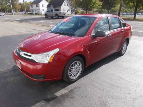 2011 Ford Focus for sale at Dansville Radiator in Dansville NY