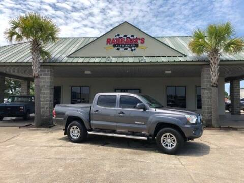 2015 Toyota Tacoma for sale at Rabeaux's Auto Sales in Lafayette LA