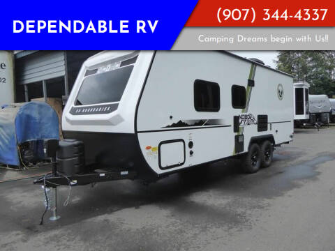 2021 Forest River No Boundaries 19.3 for sale at Dependable RV in Anchorage AK