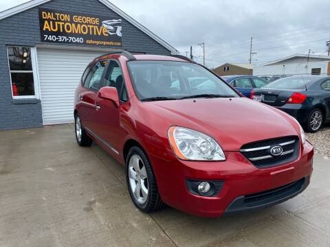2008 Kia Rondo for sale at Dalton George Automotive in Marietta OH