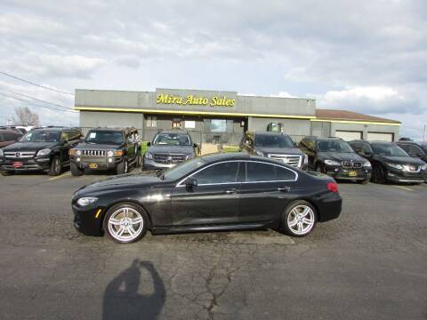 2013 BMW 6 Series for sale at MIRA AUTO SALES in Cincinnati OH