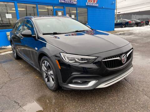 2018 Buick Regal TourX for sale at M-97 Auto Dealer in Roseville MI