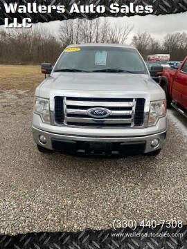 2012 Ford F-150 for sale at Wallers Auto Sales LLC in Dover OH