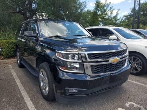 2017 Chevrolet Tahoe for sale at Orlando Infiniti in Orlando FL