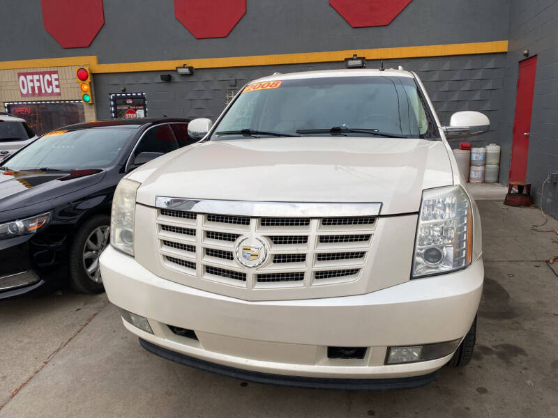 2008 Cadillac Escalade ESV for sale at Matthew's Stop & Look Auto Sales in Detroit MI