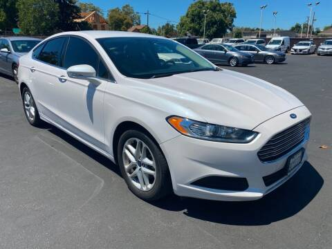 2016 Ford Fusion for sale at San Jose Auto Outlet in San Jose CA