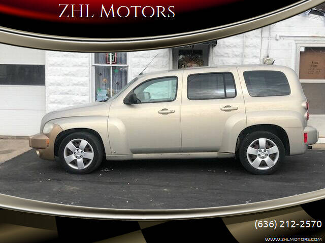 2009 Chevrolet HHR for sale at ZHL Motors in House Springs MO