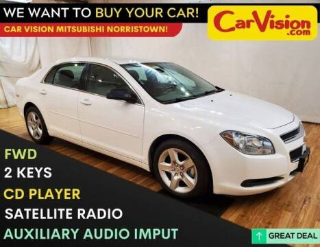 2012 Chevrolet Malibu for sale at Car Vision Mitsubishi Norristown - Car Vision Philly Used Car SuperStore in Philadelphia PA