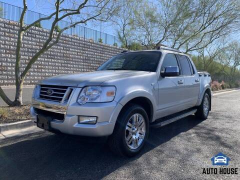 2009 Ford Explorer Sport Trac for sale at AUTO HOUSE TEMPE in Tempe AZ