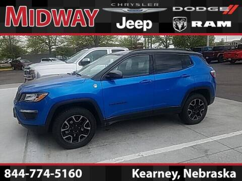 2019 Jeep Compass for sale at MIDWAY CHRYSLER DODGE JEEP RAM in Kearney NE