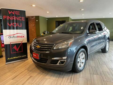 2014 Chevrolet Traverse for sale at AutoMax in West Hartford CT