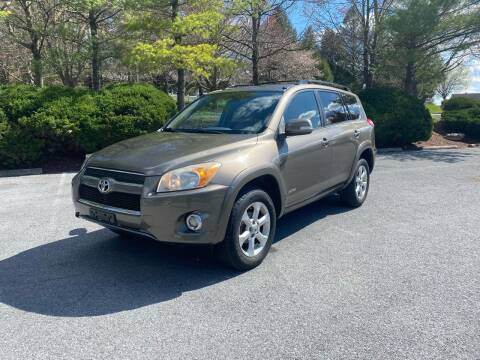 2009 Toyota RAV4 for sale at Robinson Motorcars in Hedgesville WV