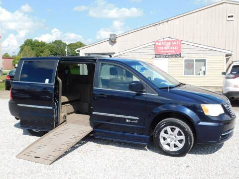 2011 Chrysler Town and Country for sale at Macrocar Sales Inc in Akron OH
