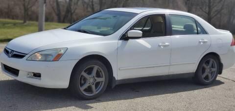 2007 Honda Accord for sale at Superior Auto Sales in Miamisburg OH