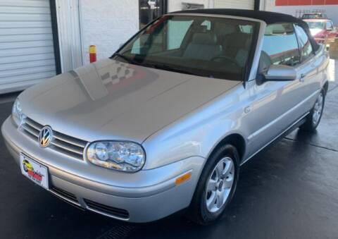 2002 Volkswagen Cabrio for sale at Tiny Mite Auto Sales in Ocean Springs MS