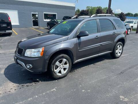 2007 Pontiac Torrent for sale at Eagle Auto LLC in Green Bay WI