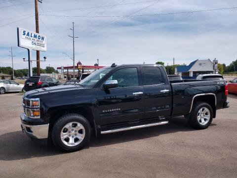 2015 Chevrolet Silverado 1500 for sale at Salmon Automotive Inc. in Tracy MN