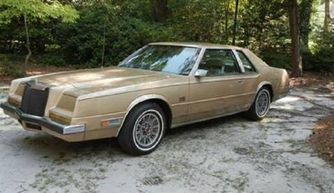 1983 Chrysler Imperial for sale at Haggle Me Classics in Hobart IN