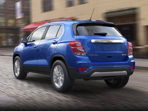 2018 Chevrolet Trax for sale at Legend Motors of Ferndale - Legend Motors of Waterford in Waterford MI
