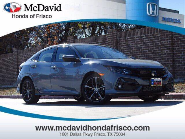 2021 Honda Civic for sale in Irving, TX