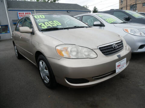2008 Toyota Corolla for sale at M & R Auto Sales INC. in North Plainfield NJ
