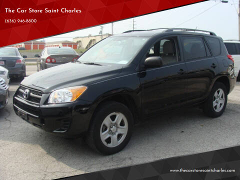 2011 Toyota RAV4 for sale at The Car Store Saint Charles in Saint Charles MO