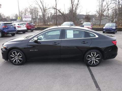 2017 Chevrolet Malibu for sale at Dave's Car Corner in Hartford City IN