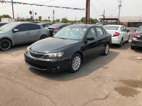 2008 Subaru Impreza for sale at Valley Auto Center in Phoenix AZ