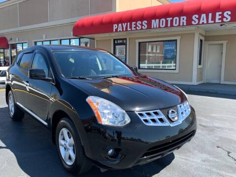 2013 Nissan Rogue for sale at Payless Motor Sales LLC in Burlington NC