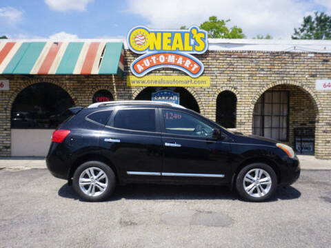 2012 Nissan Rogue for sale at Oneal's Automart LLC in Slidell LA