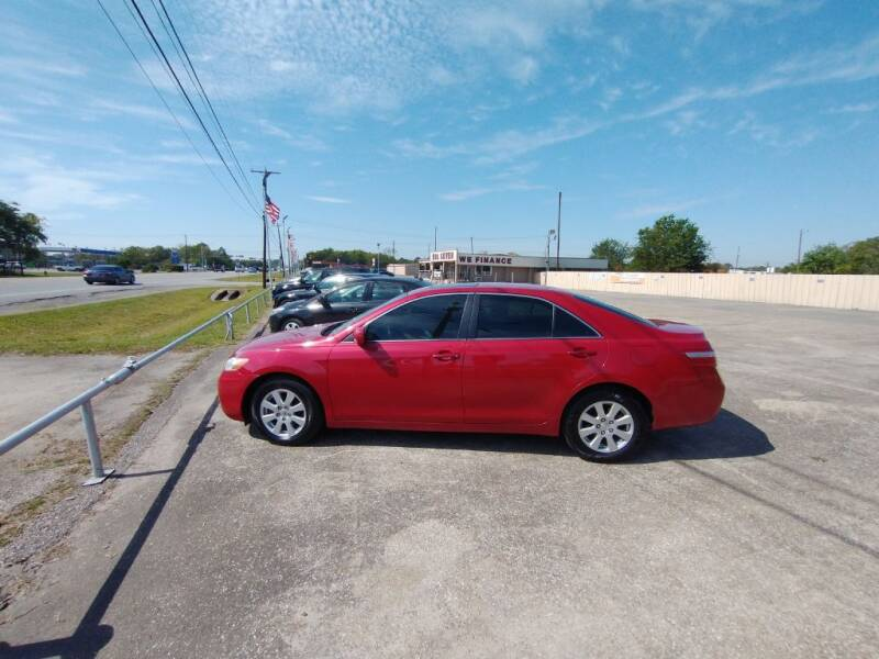 2007 Toyota Camry for sale at BIG 7 USED CARS INC in League City TX