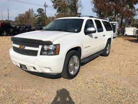 2013 Chevrolet Suburban for sale at Community Auto Specialist in Gonzales LA