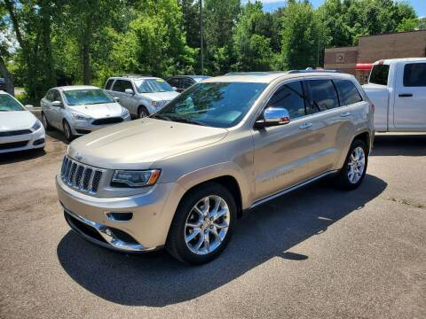 2014 Jeep Grand Cherokee for sale at George's Used Cars - Telegraph in Brownstown MI