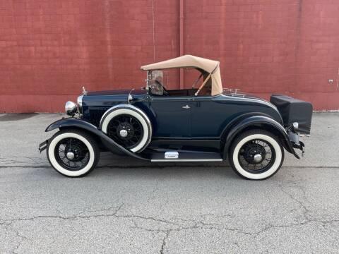 1931 1931 DeluxeRoadster for sale at ELIZABETH AUTO SALES in Elizabeth PA