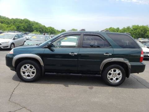 2001 Acura MDX for sale at CARS PLUS CREDIT in Independence MO