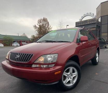 2000 Lexus RX 300 for sale at FASTRAX AUTO GROUP in Lawrenceburg KY