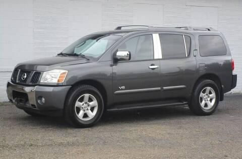 2007 Nissan Armada for sale at Kohmann Motors & Mowers in Minerva OH