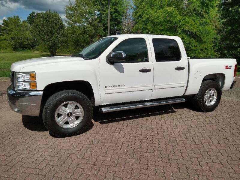 2013 Chevrolet Silverado 1500 for sale at CARS PLUS in Fayetteville TN