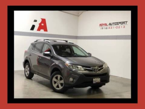 2013 Toyota RAV4 for sale at Royal AutoSport in Sacramento CA
