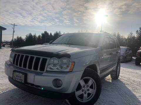 2006 Jeep Grand Cherokee for sale at Lakes Area Auto Solutions in Baxter MN