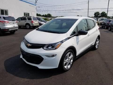 2017 Chevrolet Bolt EV for sale at Premier Automotive Sales LLC in Kentwood MI